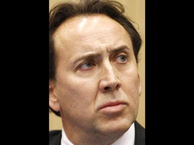 Nicolas Cage,The Croods,movie