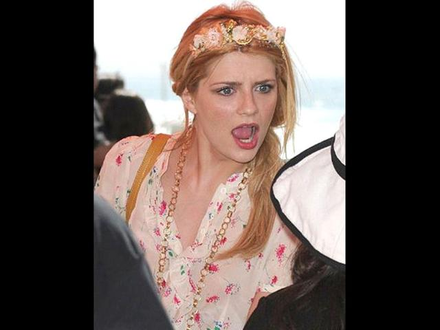 Mischa Barton Nude, Sexy, The Fappening, Uncensored