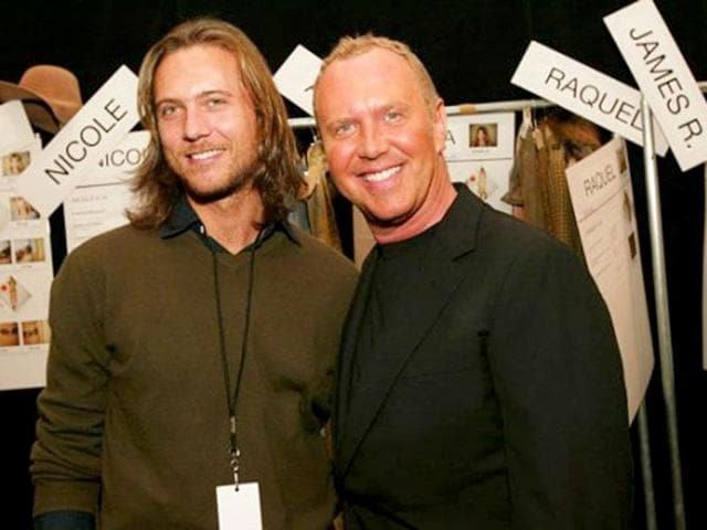Finally Michael Kors Marries Lance Lepere Entertainment Hindustan Times