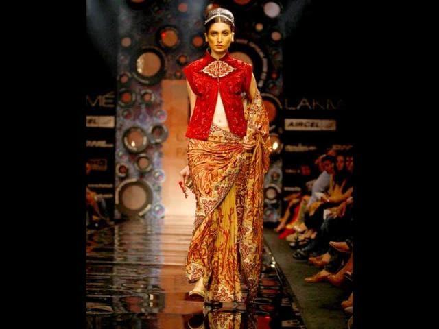 lakme fashion week 2011