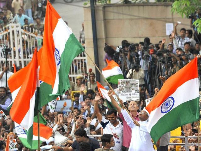 anna hazare,tihar jail,ramlila maidan