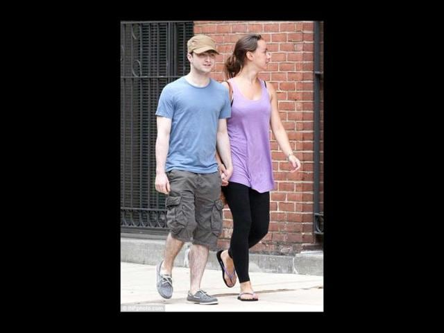 Daniel-Radcliffe-with-girlfriend-Rosanne-Coker