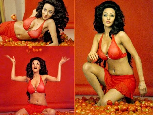 Brand-Ambassador-of-the-Tomatina-Festival-Vedita-Pratap-Singh