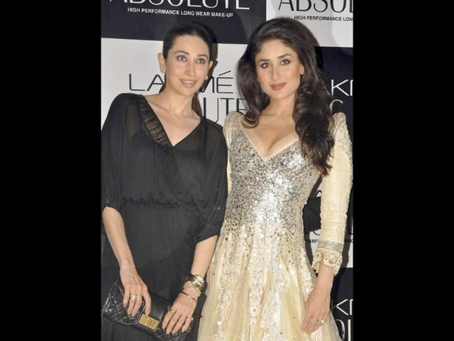 Bollywood-actresses-and-sisters-Karisma-and-Kareena-Kapoor-attend-the-final-day-of-Lakme-Fashion-Week-LFW-Winter-Festival-2011-in-Mumbai-on-Sunday