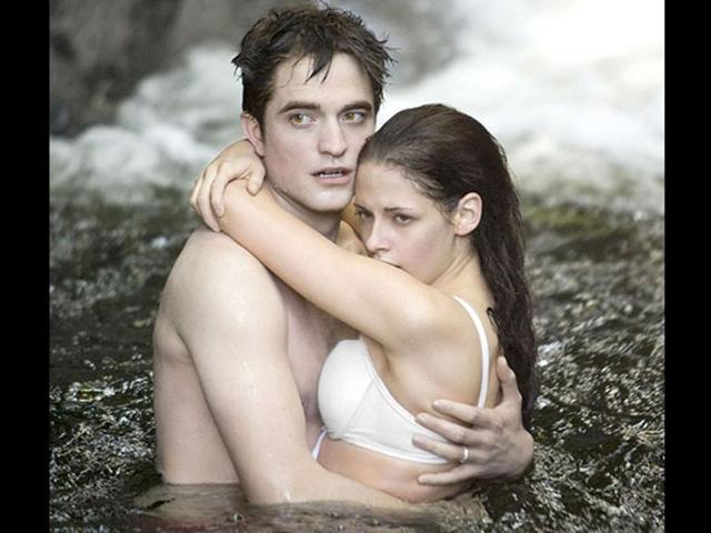 Twilight Saga: Breaking Dawn- Part 1