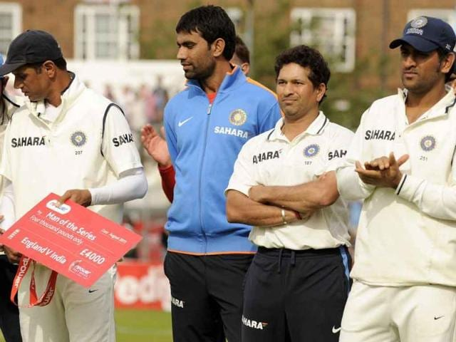 Sachin-Tendulkar-walks-off-the-pitch-after-losing-his-wicket-for-91-runs-on-the-fifth-day-of-the-fourth-Test-match-between-England-and-India-at-The-Oval-Cricket-Ground-in-London