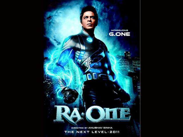 SRK,RA.ONE,BOLLYWOOD