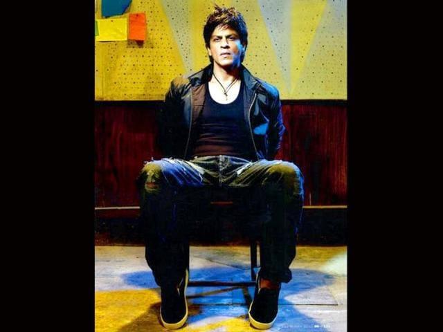 RA.One,Shah Rukh Khan,Toronto