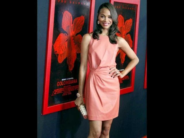 Actress-Zoe-Saldana-arrives-at-a-special-screening-of-her-new-film-Colombiana-in-Los-Angeles-Reuters