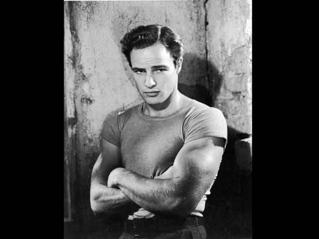 Marlon Brando (1924 – 2004)was perhaps best known for his role as Stanley Kowalski in A Streetcar Named Desire (1951).