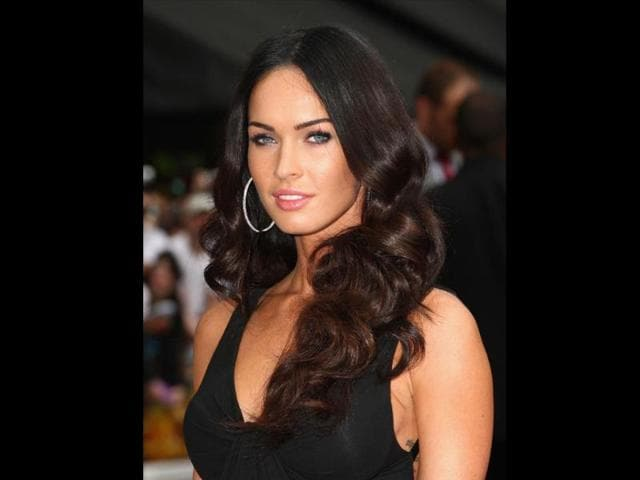 Megan Denise Fox, 25, started with a role in 2004's Confessions of a Teenage Drama Queen, but we only took notice of her after she sizzled in Transformers. She's found her way to No. 4.