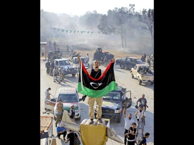 People-demonstrate-against-Muammar-Gaddafi-at-the-Green-Square-in-Tripoli-Libya