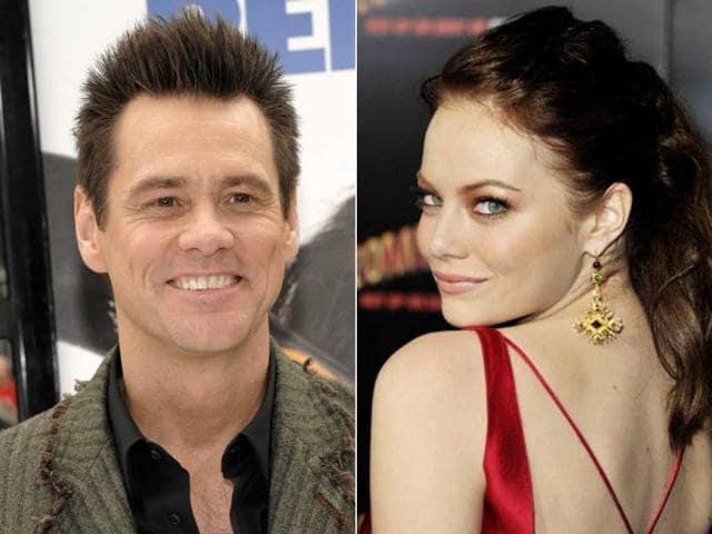 Jim-Carrey-and-Emma-Stone
