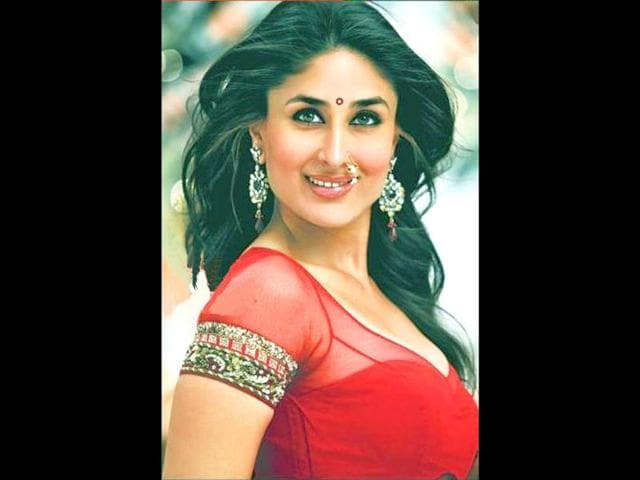My look is chic, but minimal in RA.One: Kareena