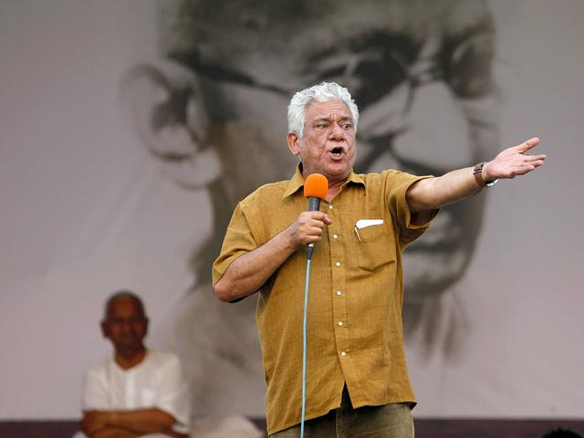 Om Puri,actor,domestic violence