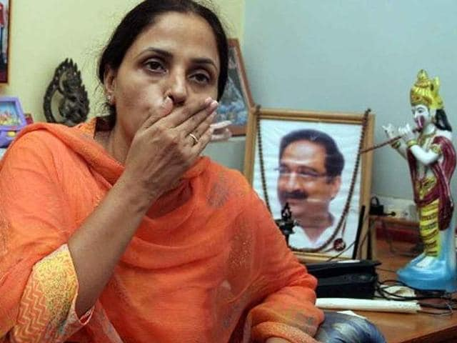 Mahesh Langa,Haren Pandya,BJP leader