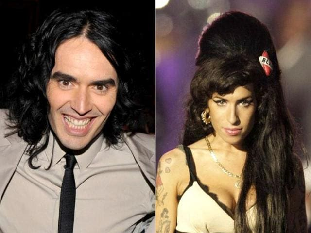 russell brand,katy perry,amy winehouse tribute