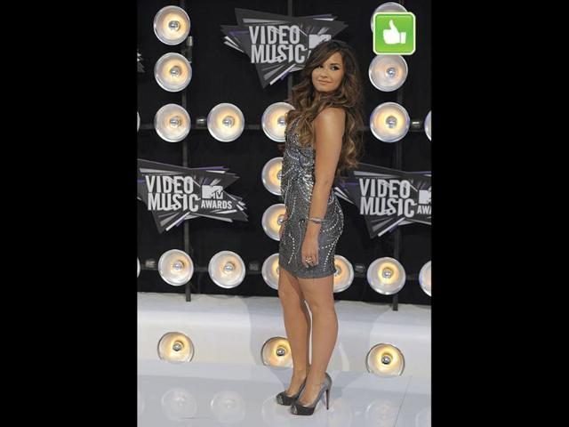 demi lovato,sonny with a chance,mtv video music awards 2011