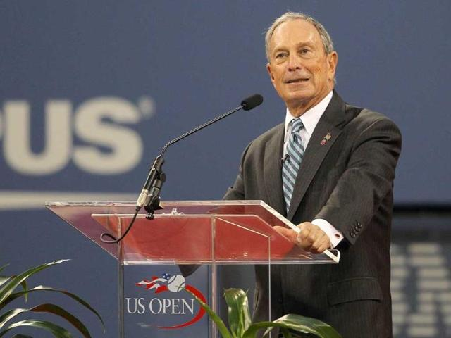 Michael Bloomberg,former New York City mayor,Smart Cities Mission