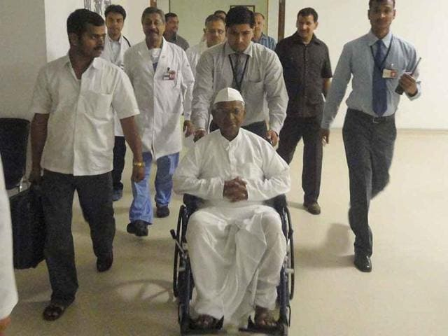 Anna Hazare,Ralegan Siddhi,Ganesh Chaturthi