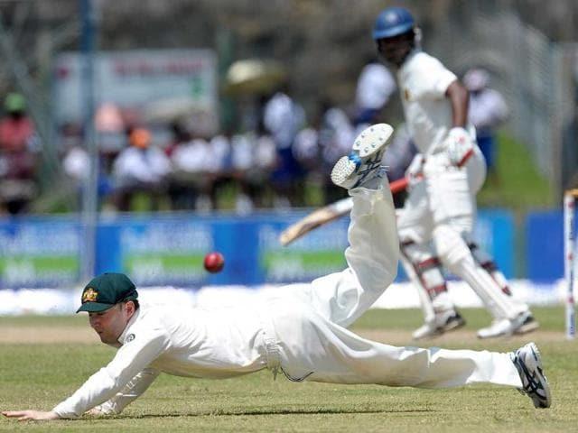 Galle,Sri Lanka,Australia-Sri Lanka Test