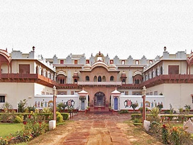 Udaipur's Laxmi Vilas Palace Hotel,Centaur Hotels in Mumbai,CBI