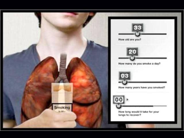 smoking,app,wellness