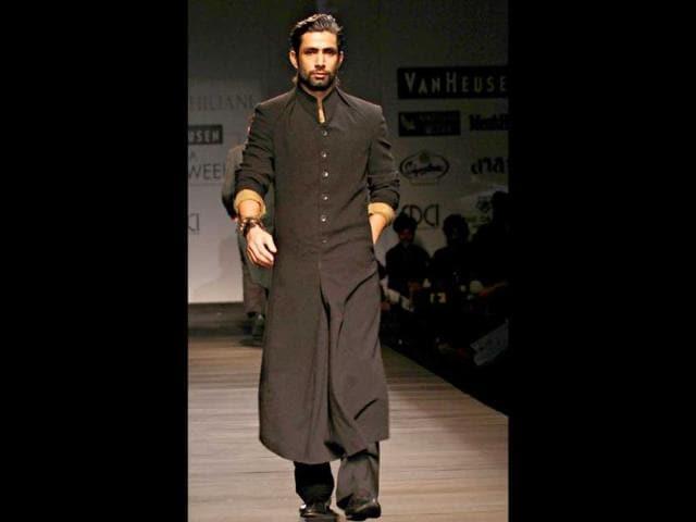 Bandhgalas,Van Heusen Mens Fashion Week,Tarun Tahiliani