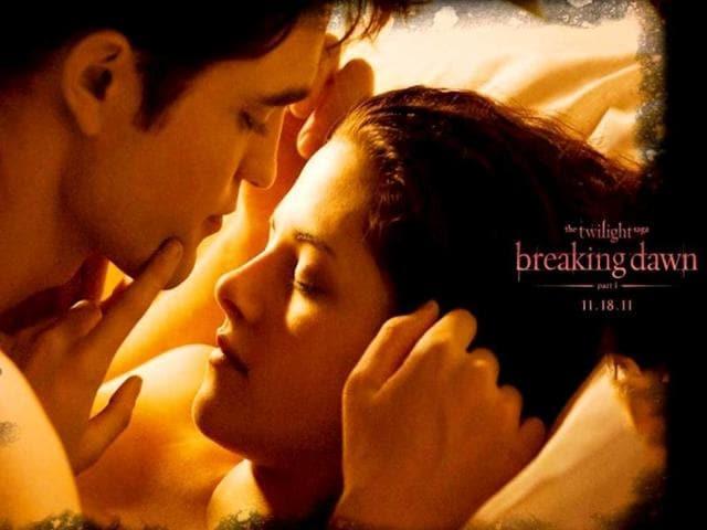 Robert Pattinson,Kristen Stewart,Twilight