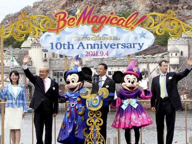 Disney,Mickey,Minnie Mouse