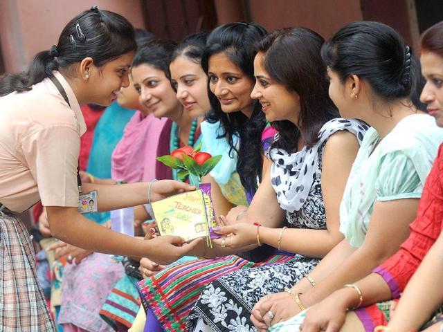 Mumbai School teachers