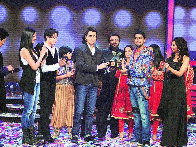 I feel blessed: Winner,X Factor India,Geet Sagar