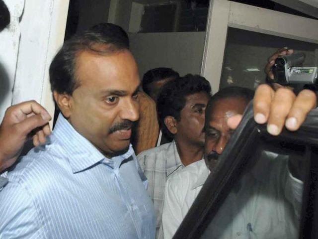 G Janardhana Reddy,Karnataka minister,Bellary