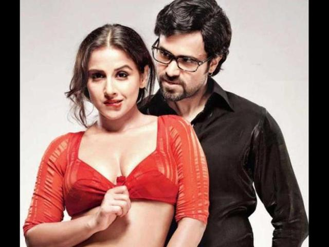 Vidya Balan has shed all her inhibitions to get into the skin of South sex bomb Silk Smitha.