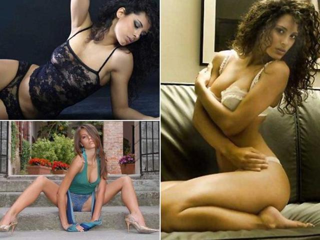Miss-Curvy-Italy-from-Rome-Raffaella-Modugno-right-and-top-left-Miss-Veneto-Alice-Bellotto-bottom-left