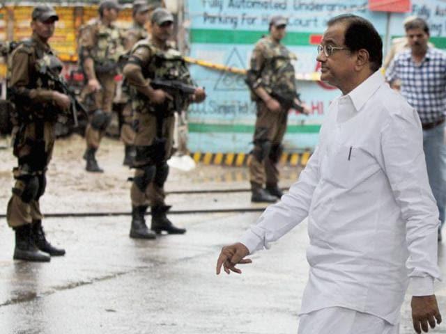 Delhi HC blast,P Chidambaram,terrorism