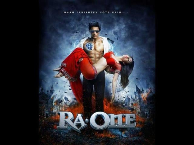 RA-One-s-official-poster