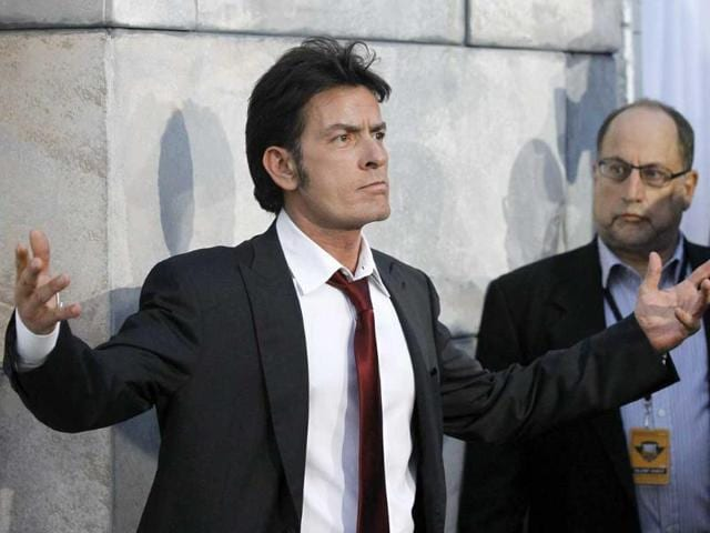 Charlie Sheen,Anger Management,The Wrap