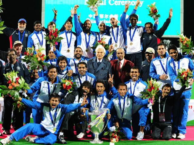 Asian Champions Trophy hockey tournament