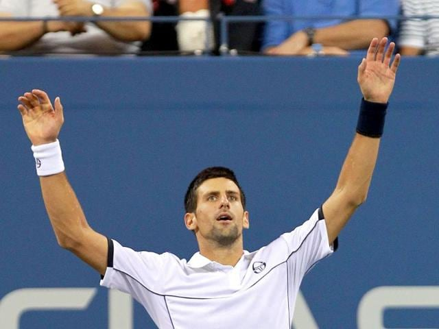 New York,Novak Djokovic,US Open