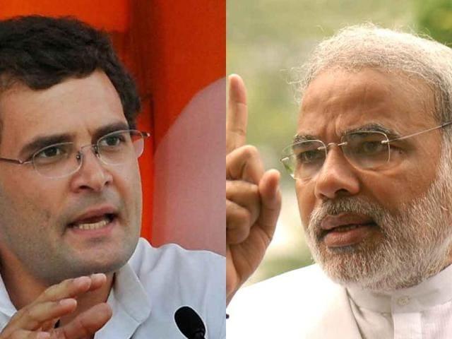It may not be Rahul Vs Modi