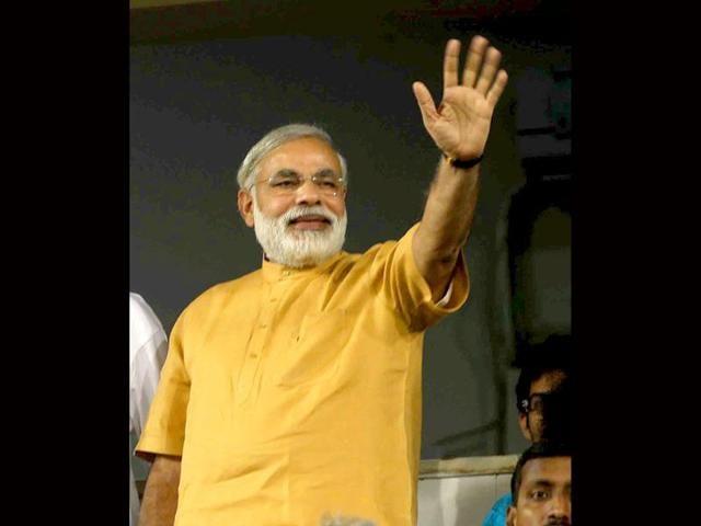 LK Advani,Shivraj Chouhan,Narendra Modi