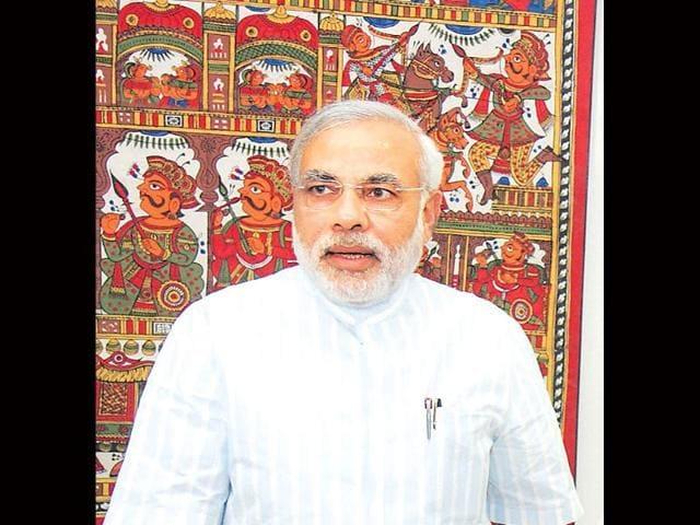 Chandigarh,Modi,social media