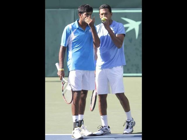 Davis Cup World Group,Mahesh Bhupathi,Rohan Bopanna