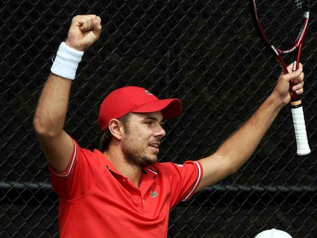 Stanislas Wawrinka,Florian Mayer,Shanghai Masters