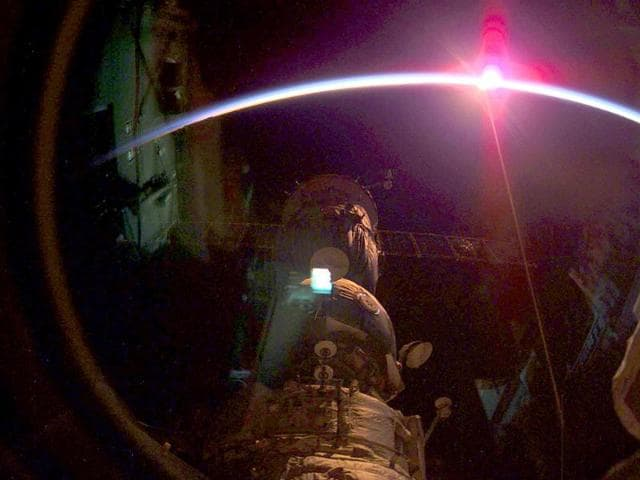 NASA,glowing,shells