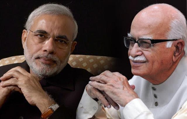 Narendra Modi,BJP PM candidate Narendra Modi,advani