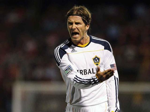 Los Angeles,David Beckham,LA Galaxy