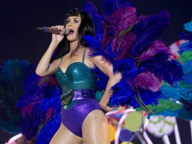 Katy Perry,Russell Brand,Entertainment