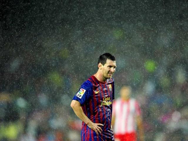 Lionel Messi,Cristiano Ronaldo,Barcelona